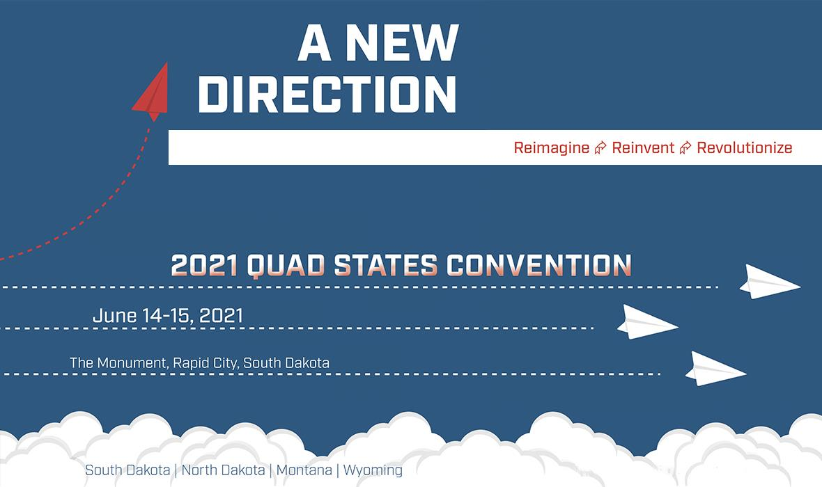 2021 Quad States Convention